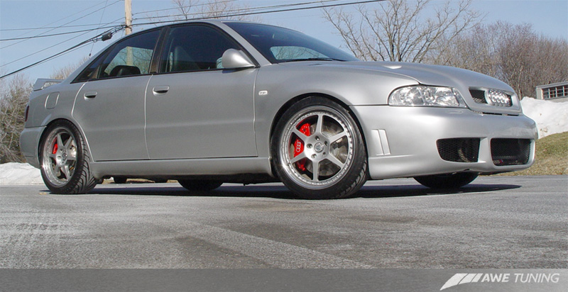 2000  Audi S4 AWE picture, mods, upgrades