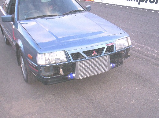 1988  Mitsubishi Cordia GSR picture, mods, upgrades