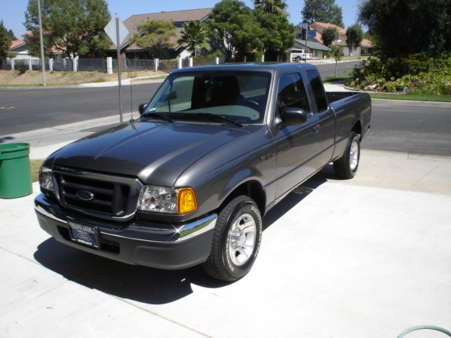 2005 Ford Ranger XLT 4 door Supercab