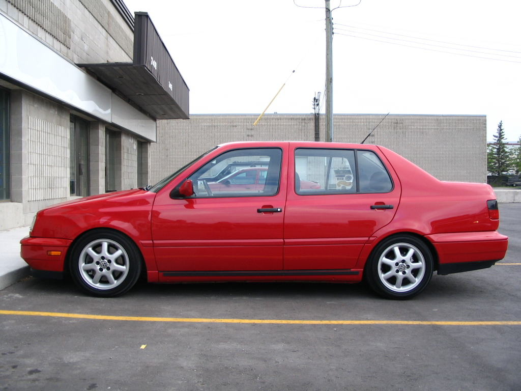 1998  Volkswagen Jetta GLX picture, mods, upgrades