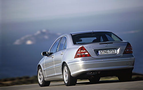 2005  Mercedes-Benz C350 Sport picture, mods, upgrades