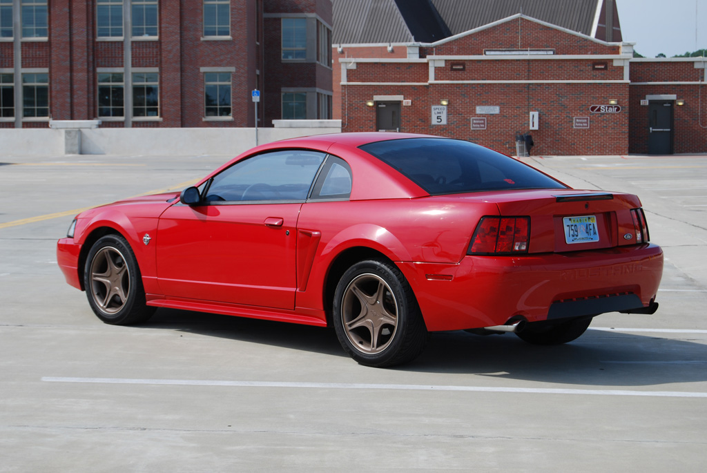 1999  Ford Mustang LX picture, mods, upgrades