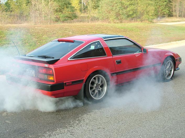 1984  Nissan 300ZX GL 2+2 picture, mods, upgrades