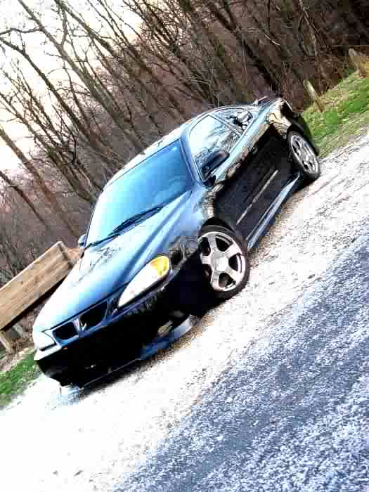 You can vote for this Pontiac Grand Am SE to be the featured car of the