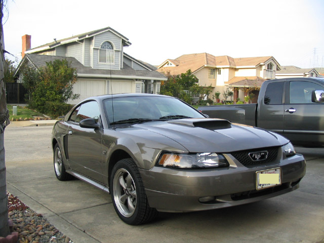 2001  Ford Mustang GT picture, mods, upgrades