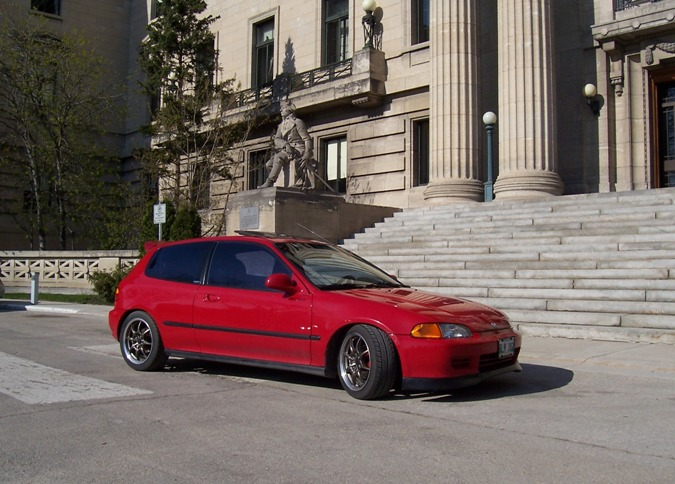 1993 Honda Civic Si Hatchback Turbo · Civic Videos. Number of Votes: 47