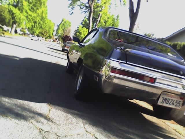 1970  Buick Skylark GS picture, mods, upgrades