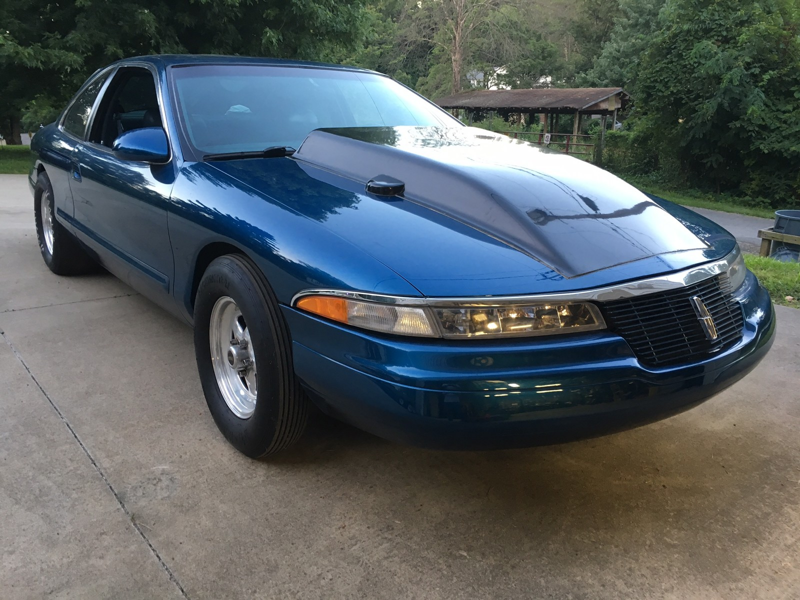1993  Lincoln Mark VIII  picture, mods, upgrades