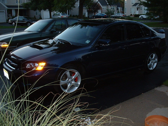2005  Subaru Legacy GT Limited 5EAT picture, mods, upgrades