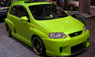 2005  Chevrolet Aveo LS picture, mods, upgrades