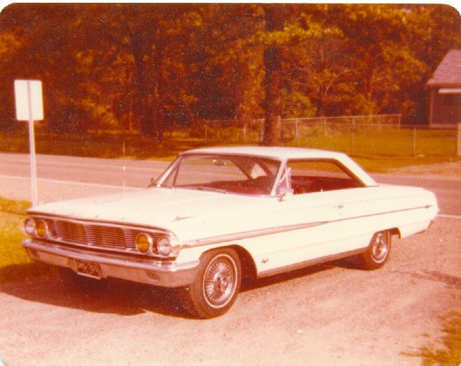 1964 Ford Galaxy XL