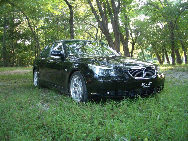2004  BMW 545i  picture, mods, upgrades