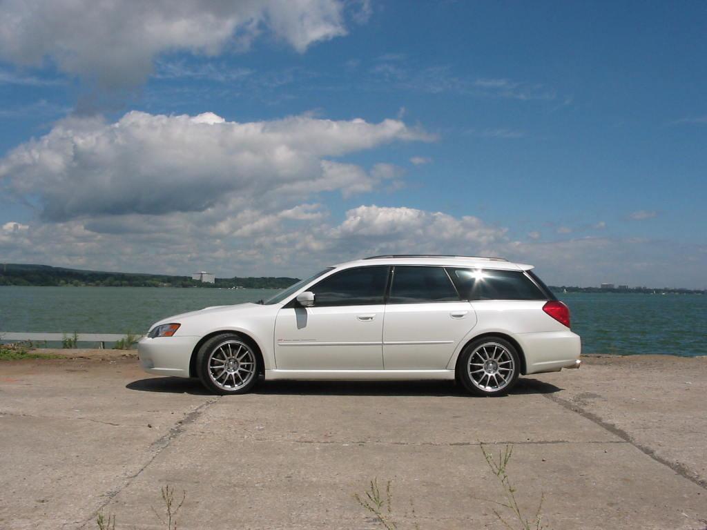 2005 Subaru Legacy Gt Wagon