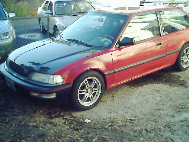 1991 Honda Civic SiR