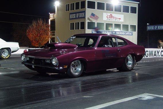 1972 Mercury Comet 2 door