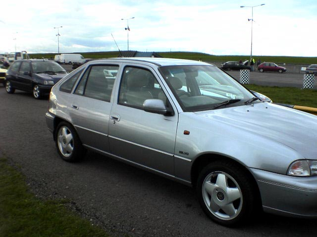 1997  Daewoo Nexia GLXI picture, mods, upgrades