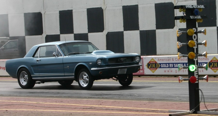 1966  Ford Mustang Coupe picture, mods, upgrades