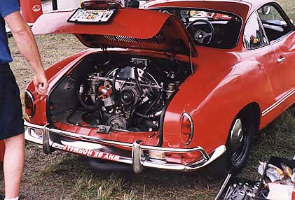 1968 Volkswagen Karmann Ghia Pictures Mods Upgrades