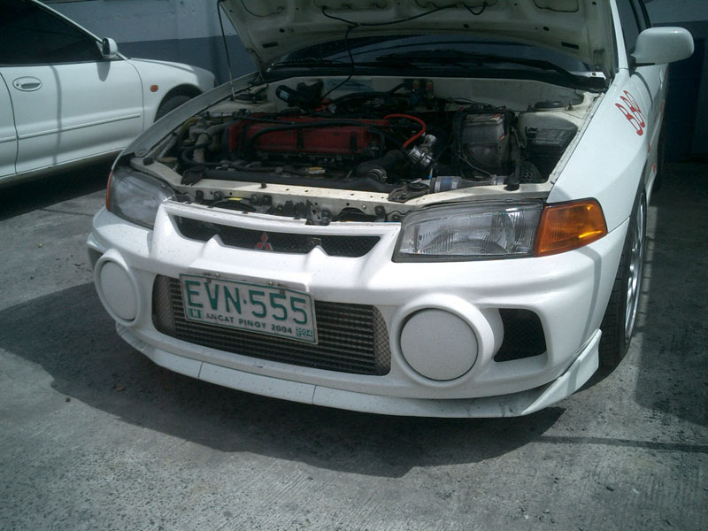 1997  Mitsubishi Lancer EVO RS picture, mods, upgrades
