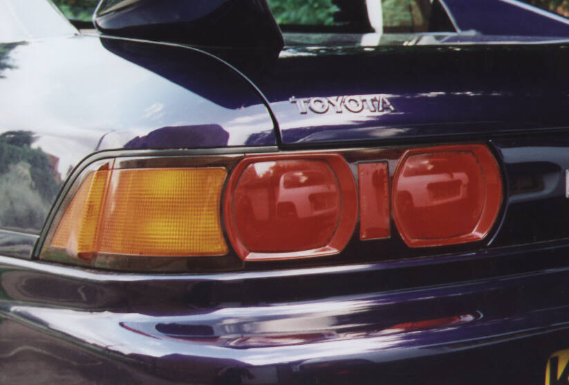 1991 Toyota MR2 MR2