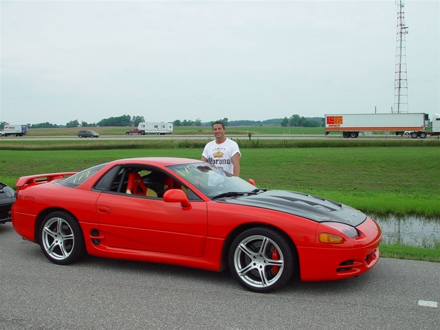 1994 Mitsubishi 3000GT VR4 1/4 mile trap speeds 0-60 - DragTimes.com