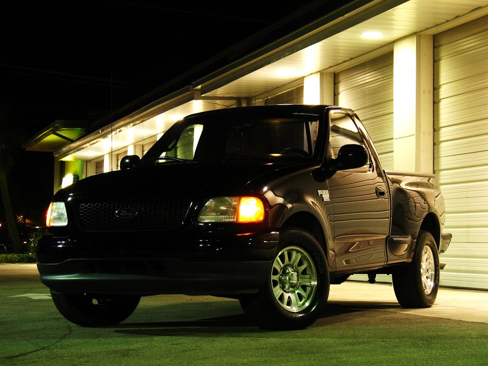 You can vote for this Ford F150 XLT Sport Reg. cab to be the featured car of