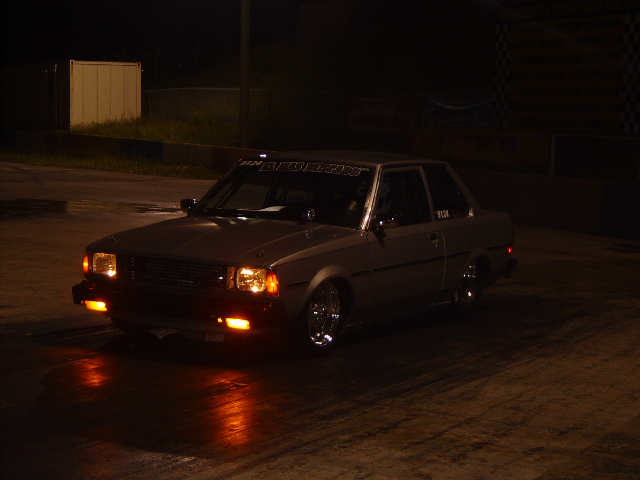 1981  Toyota Corolla 1.8 picture, mods, upgrades
