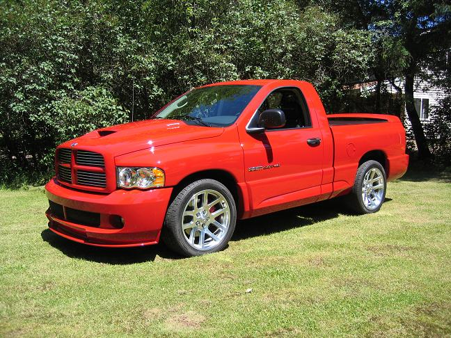 2005  Dodge RAM SRT10  picture, mods, upgrades