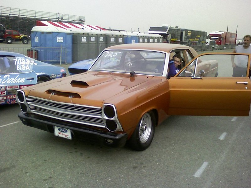 1966  Ford Fairlane XL 500 picture, mods, upgrades