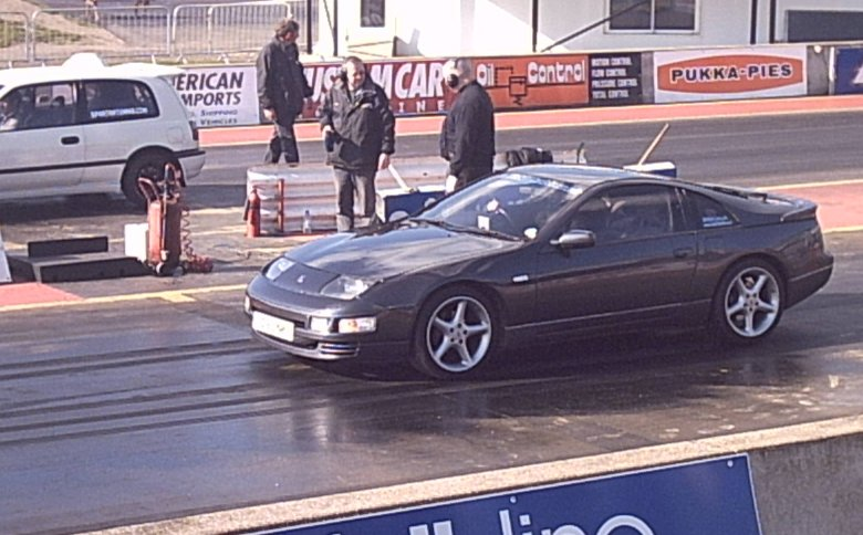 1990 Nissan 300ZX Twin Turbo SWB Slicktop