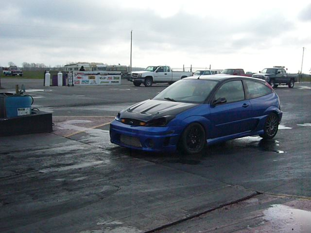 2000 Ford Focus ZX3 Turbo