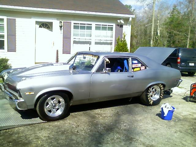 1971  Chevrolet Nova  picture, mods, upgrades