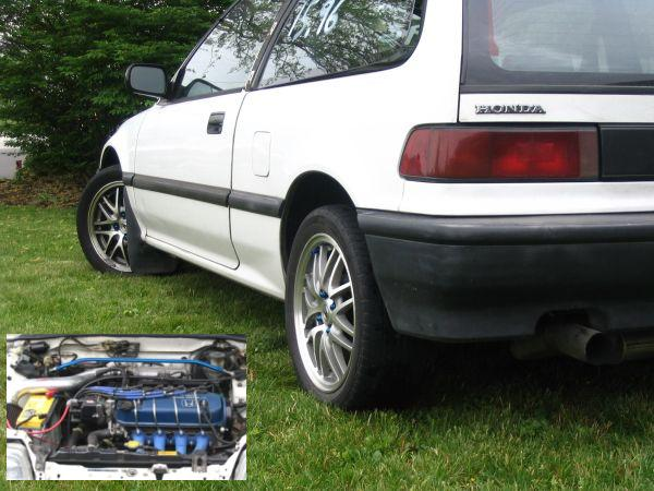 1991  Honda Civic Standard picture, mods, upgrades