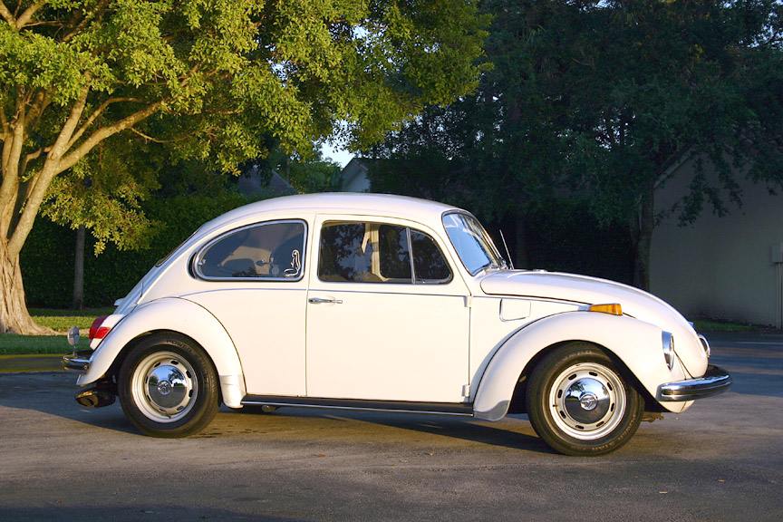 1971  Volkswagen Beetle Super Beetle picture, mods, upgrades
