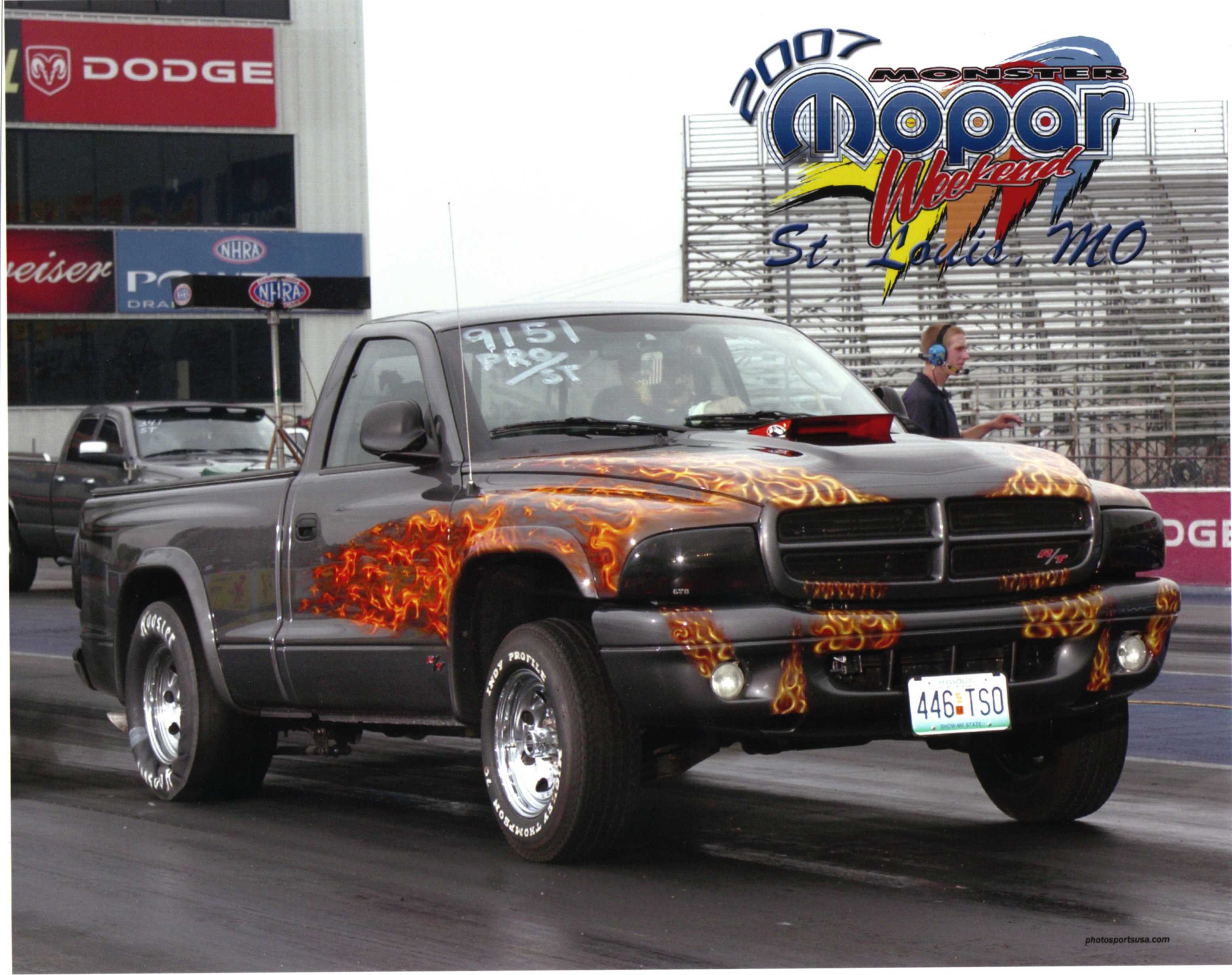 2002 Dodge Dakota R/T Nitrous