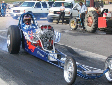 2000  Dragster Front Engine  picture, mods, upgrades