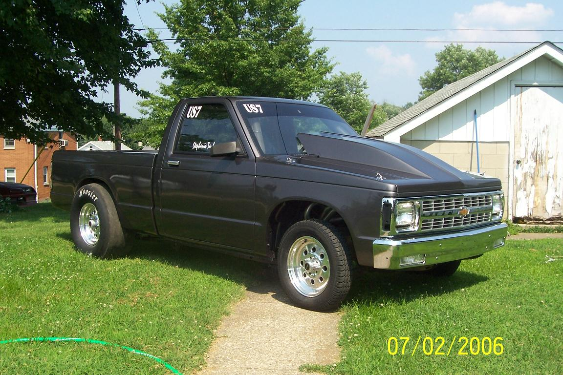 1986 Chevrolet S10 Photos Of An Ear