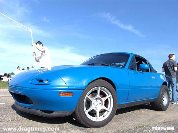 1990  Mazda Miata MX5  picture, mods, upgrades