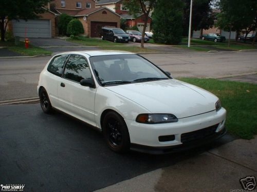 1992 Honda Civic DX