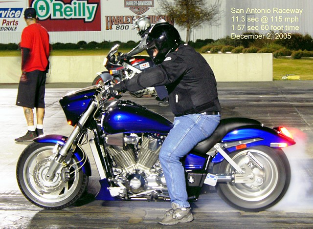2002 Honda VTX 1800 Cc
