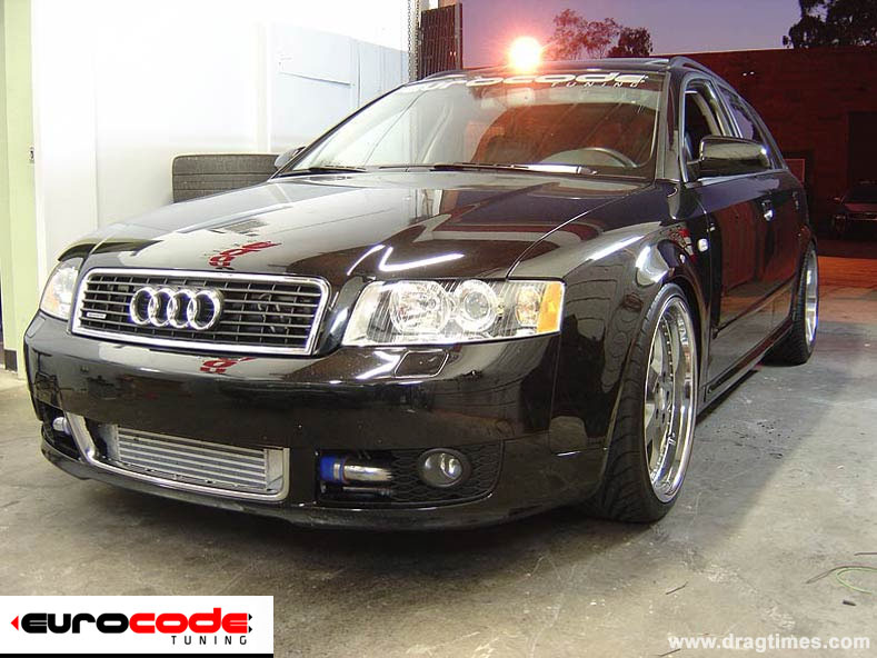 2004  Audi A4 Avant picture, mods, upgrades