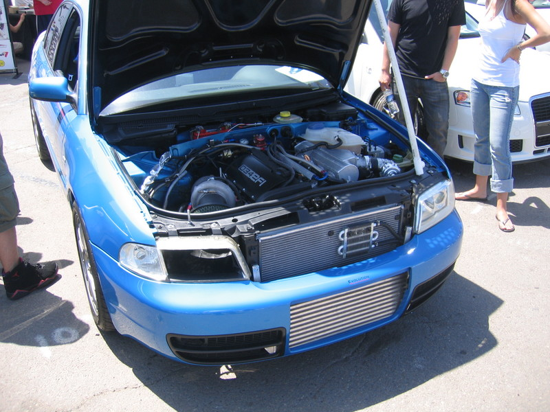 2000  Audi A4 B5 1.8t GT35R Turbo picture, mods, upgrades