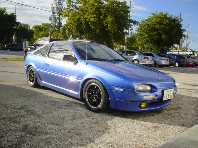 1993 Nissan Nx2000 1993 Nissan nx Nx2000