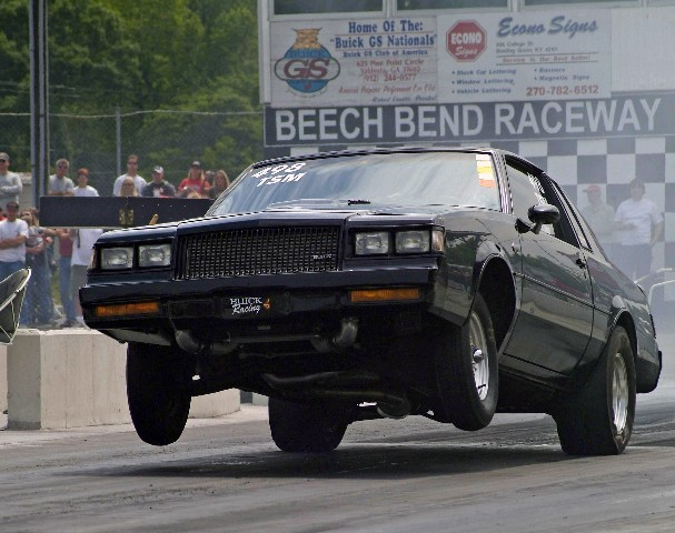 1987  Buick Grand National  picture, mods, upgrades