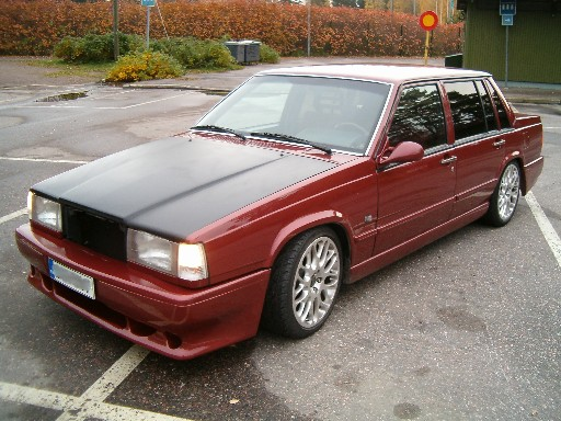 1982  Volvo 760 GLE  picture, mods, upgrades