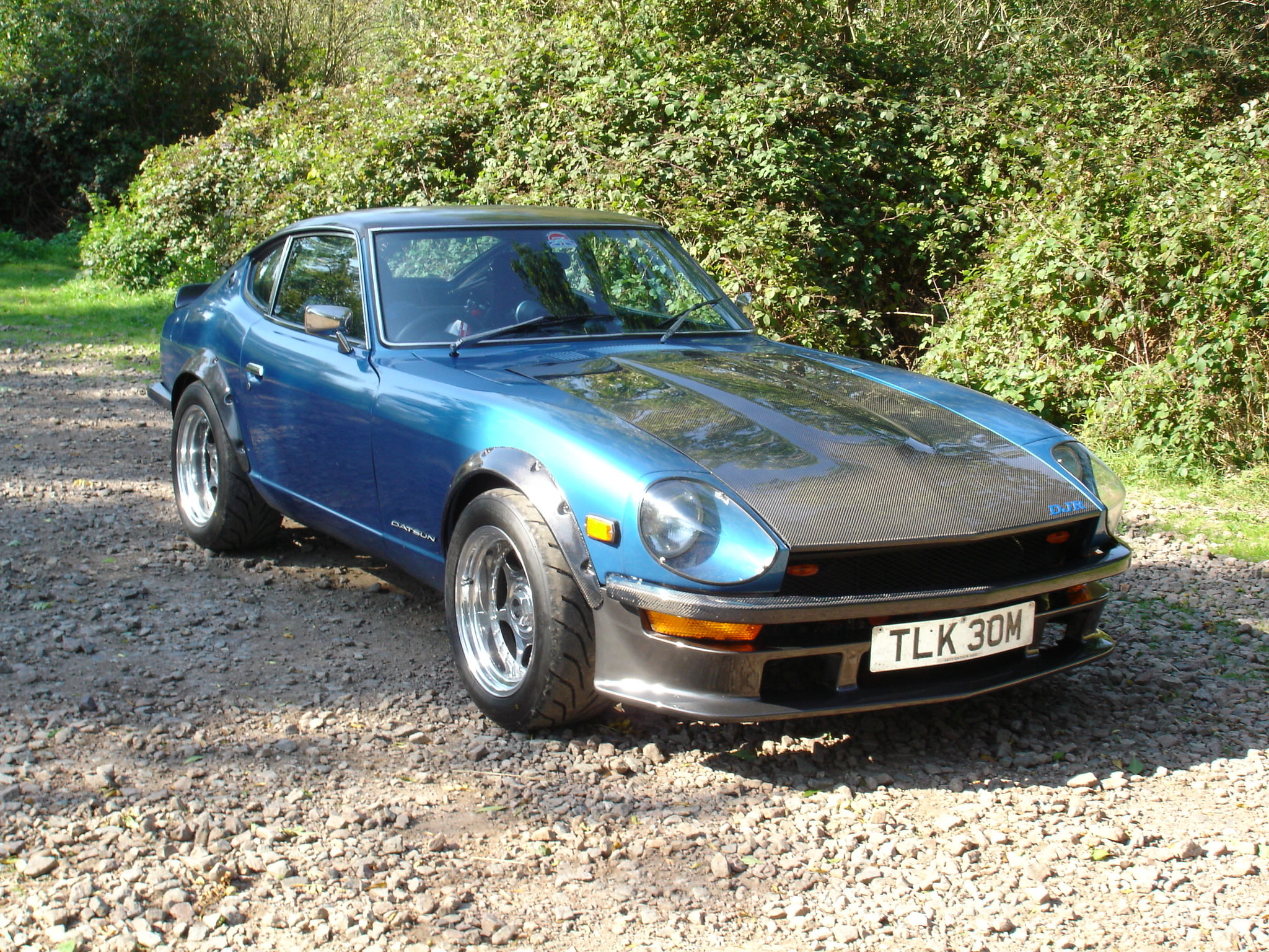 1973 datsun 240z l6 normally aspirated 1 4 mile drag racing