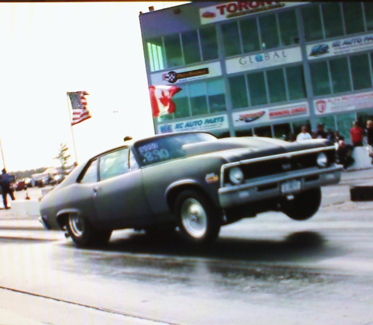1972  Chevrolet Nova ss picture, mods, upgrades