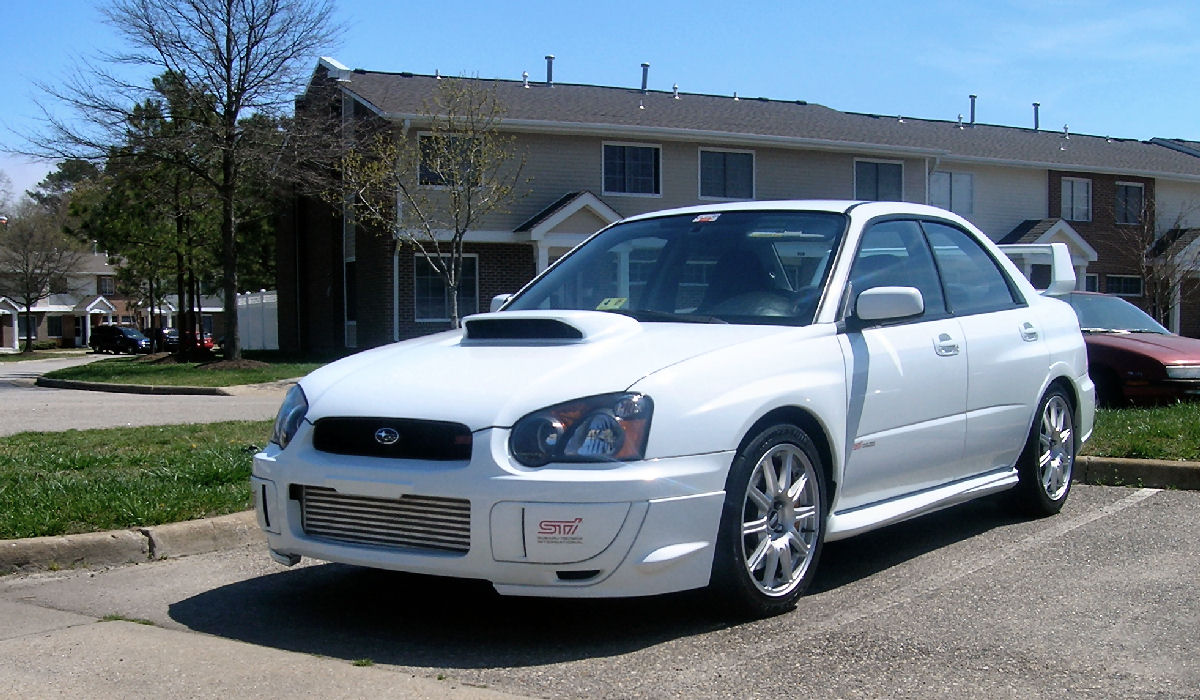 2005 subaru impreza wrx sti pictures, mods, upgrades, wallpaper