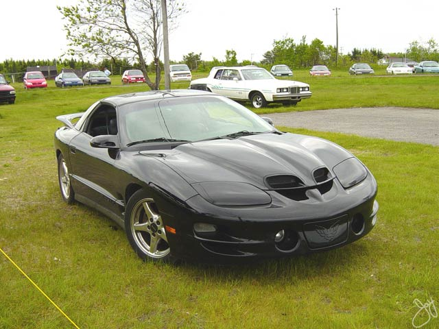 1998 Pontiac Trans Am WS6 ram air