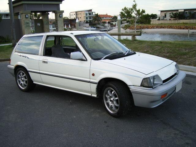 1986 Honda Civic ew2